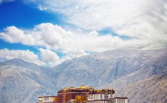 Lhasa-capitale