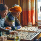 TIBET: COME UN TORNEO DI SCACCHI DIFENDE UN' ANTICA EREDITA' CULTURALE